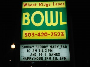 Wheat Ridge Lanes New Year's Party