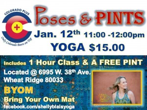 Colorado + Yoga Jan 12