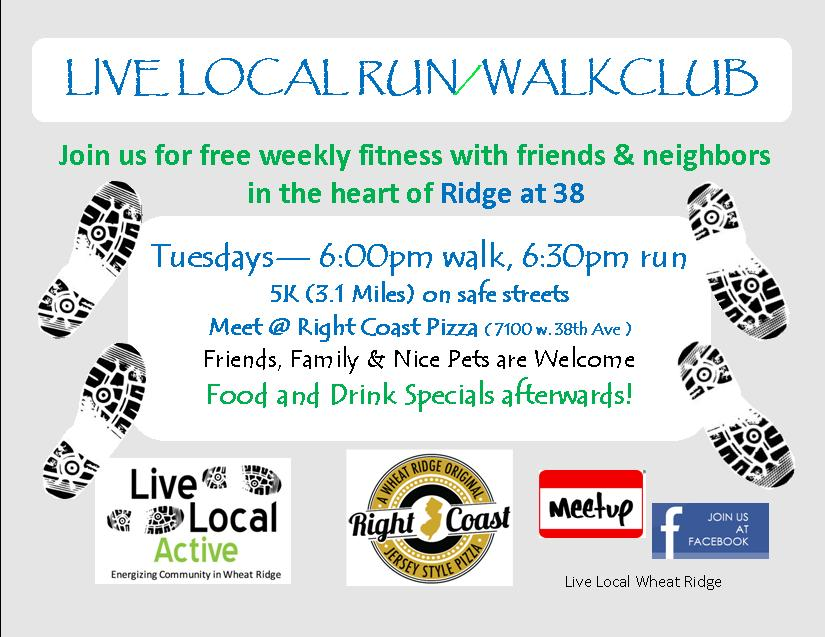 2014 New Run Club Flier